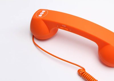 Tampondruck Retro Phone Smartphone